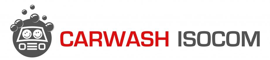 Carwash Isocom Logo